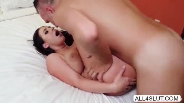 Big titted katrina jade gets fucked by keiran lee