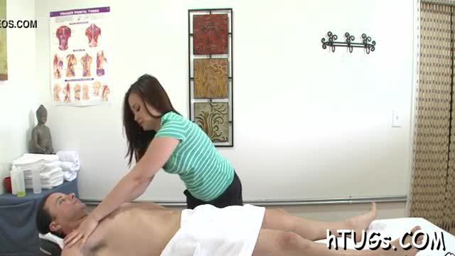 Please massage my pussy as well
