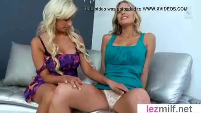Hot lesbian sex with adorable girls brianna ray and holly brooks