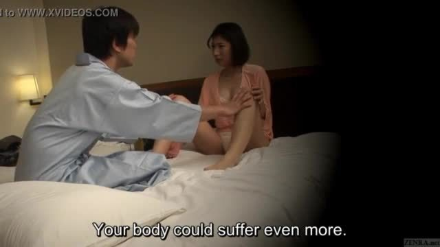 Subtitles japanese massage oral sex nanpa in hd
