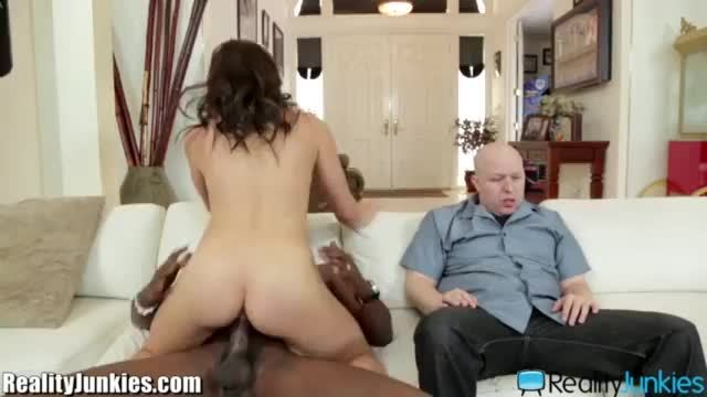 Ava dalush fucks a bbc in front of her fiance