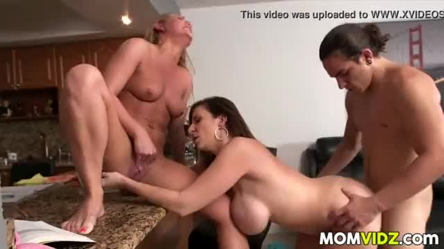 Sara jay and carter cruise threesome sex with nasty man
