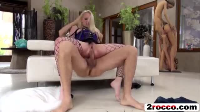 Hot anal sex with nasty and very sexy babe alice miller